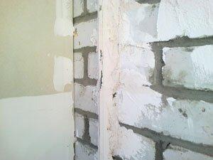 Штукатурка стен своими руками. Фото.